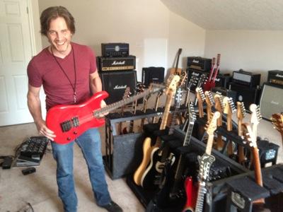 Brian guitar